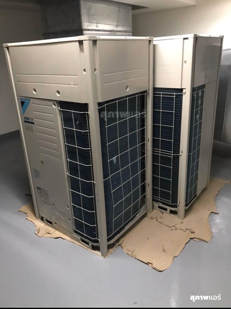 แอร์ไดกิ้นมือสอง ระบบ VRV ขนาด 120000BTU ยังไม่ผ่านการติดตั้ง